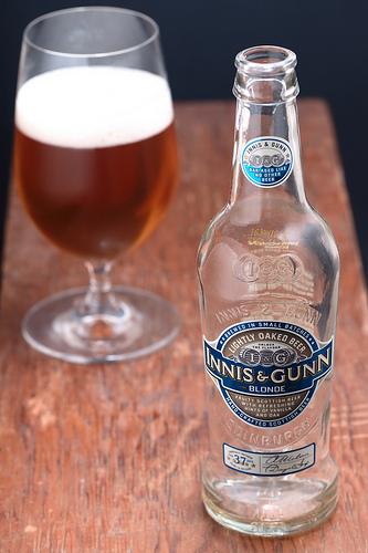 Innis Gunn Blonde